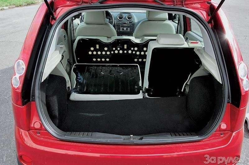 Тест Lada Kalina, Hyundai Getz, Ford Fiesta. Вкомпании спровинциалом.— фото 68879