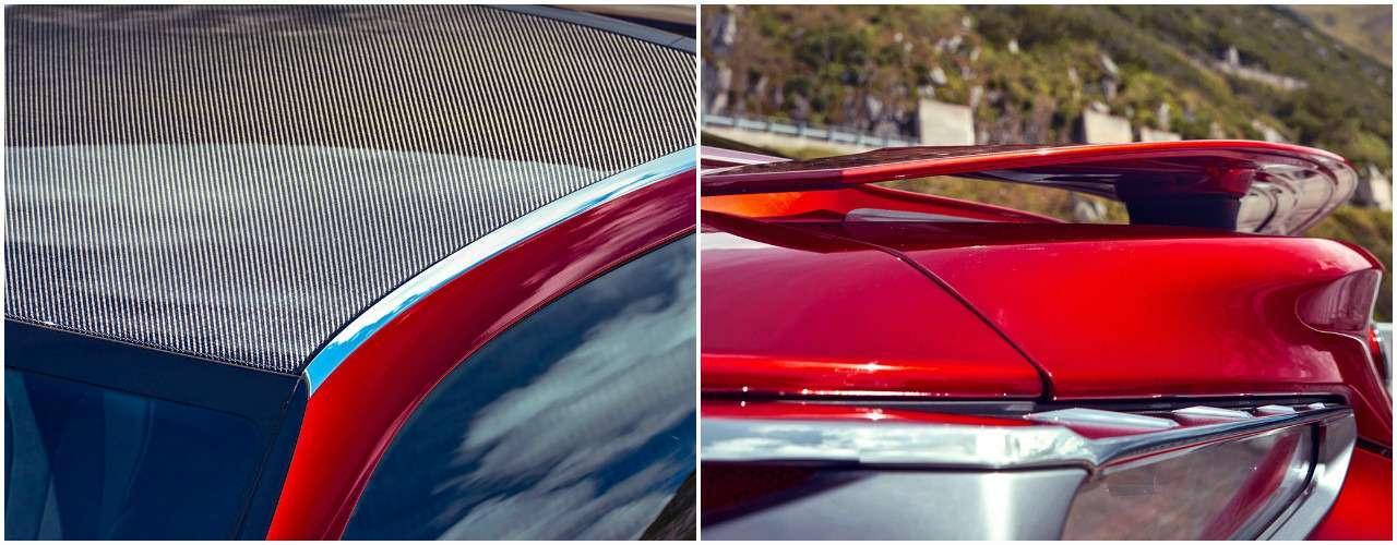 Lexus LC500— тест-драйв ЗР— фото 805888