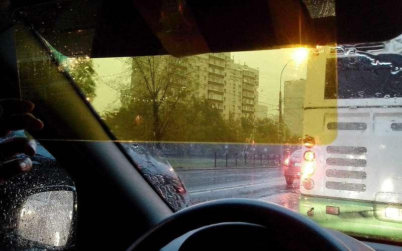 светофильтр дляводителя