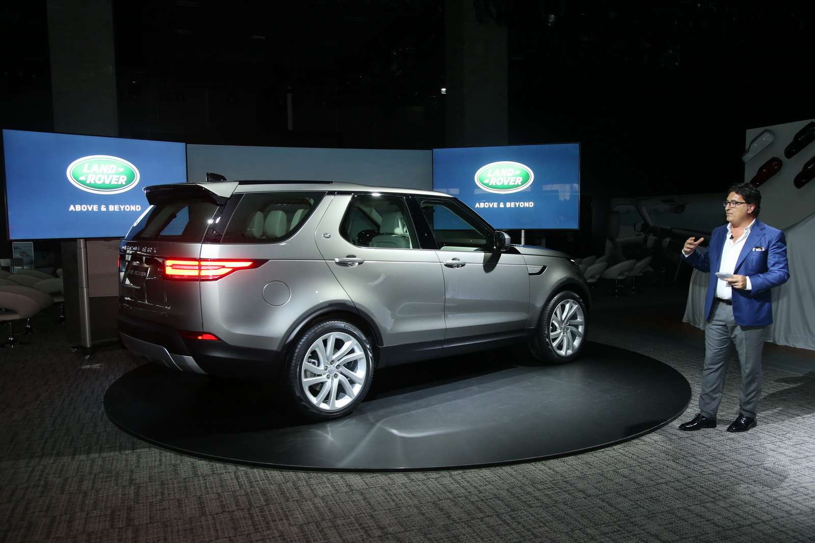 Land Rover Discovery 2017