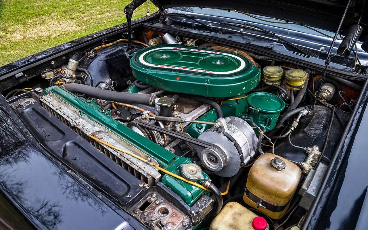 Тест машины, которую никогда непродавали: Чайка ГАЗ‑14— фото 998648