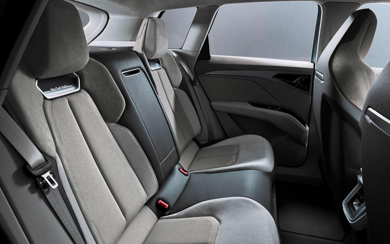 7 фактов оновом кроссовере Audi— фото 954531