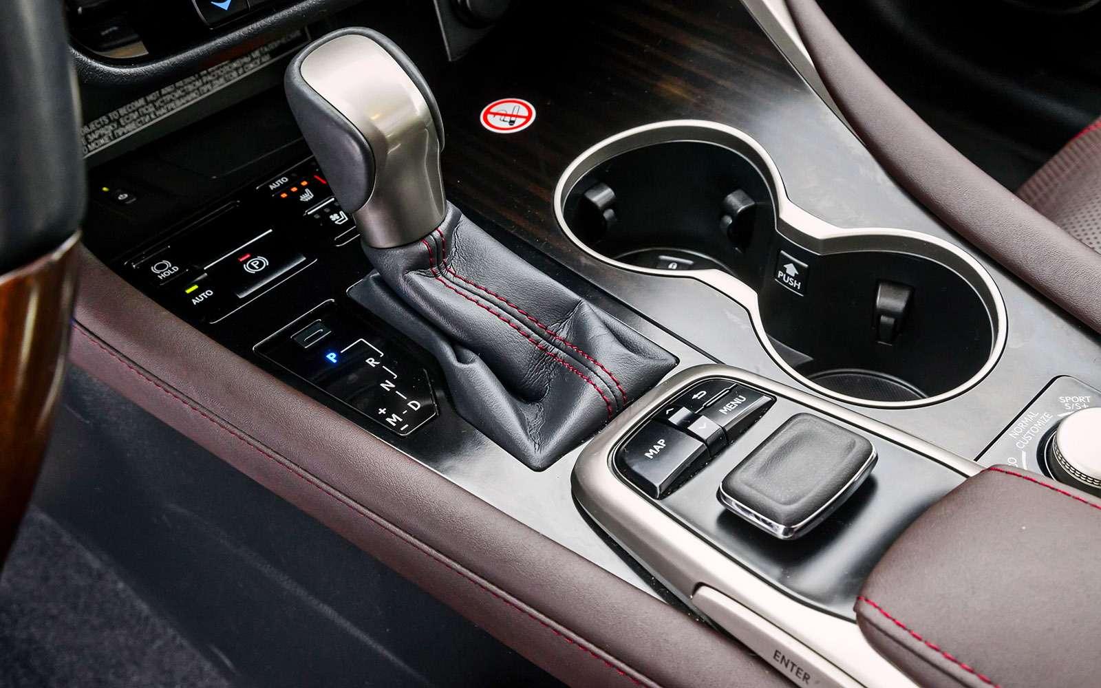 Тест премиум-кроссоверов: Lexus RX350, Cadillac XT5и Jaguar F-Pace— фото 721781