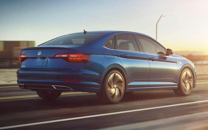 Новый Volkswagen Jetta: один мотор ичетыре комплектации