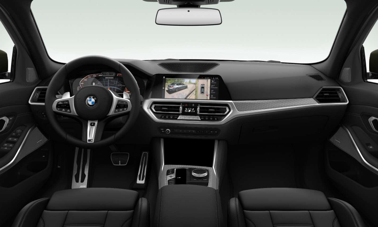 Новая BMW 3-й серии рассекречена: прощай, «линия Хофмайстера»— фото 910040