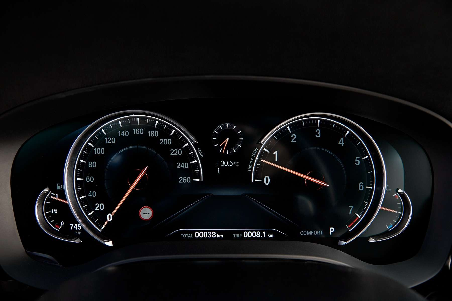 Головоломка по-баварски: BMW представила новый седан 5-й серии— фото 648257
