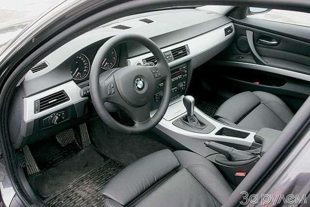BMW330i. Асвиду— обычный седан— фото 57730
