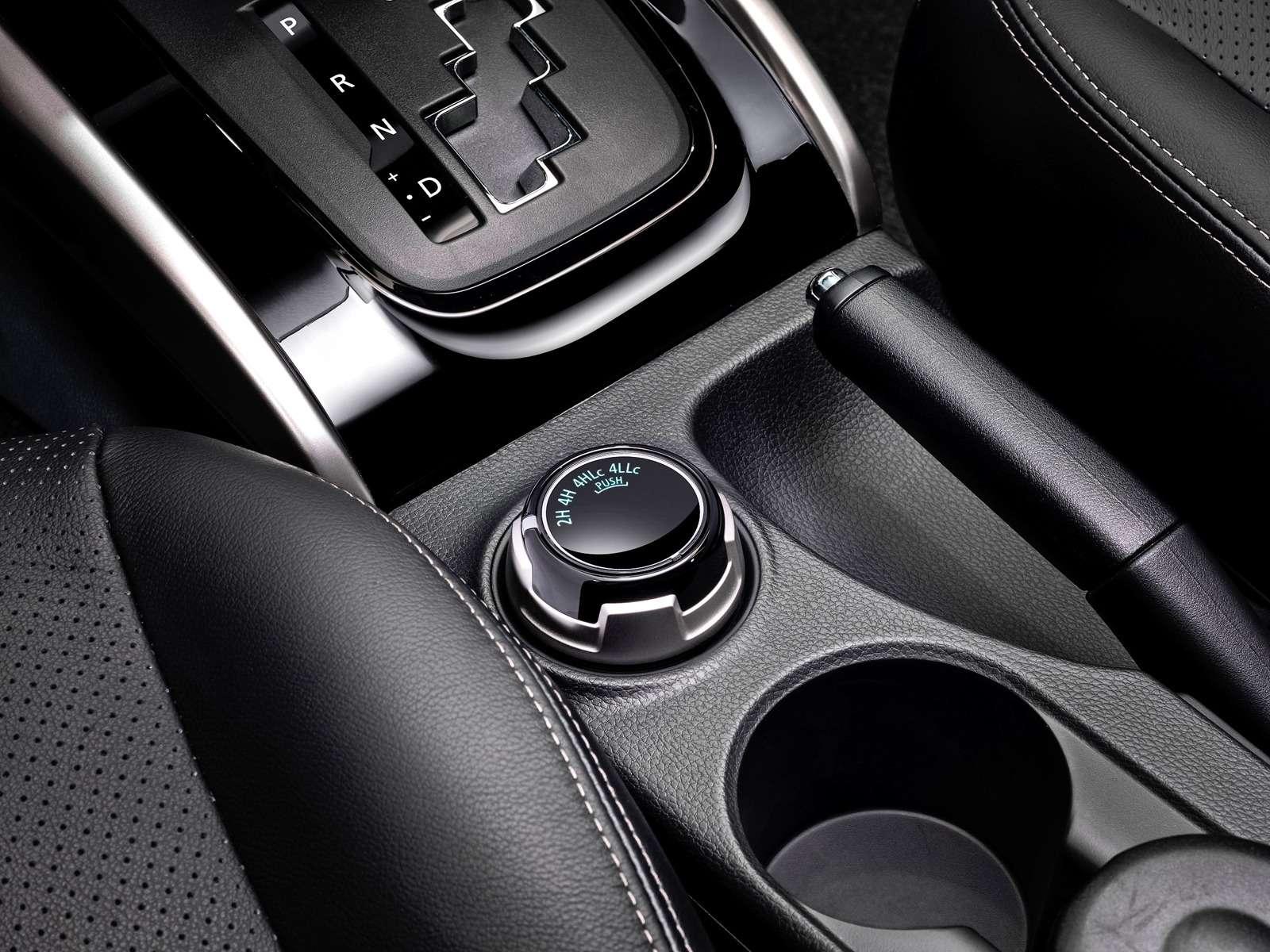 Пикап Fiat Fullback: ищем отличия отMitsubishi  L200— фото 616494