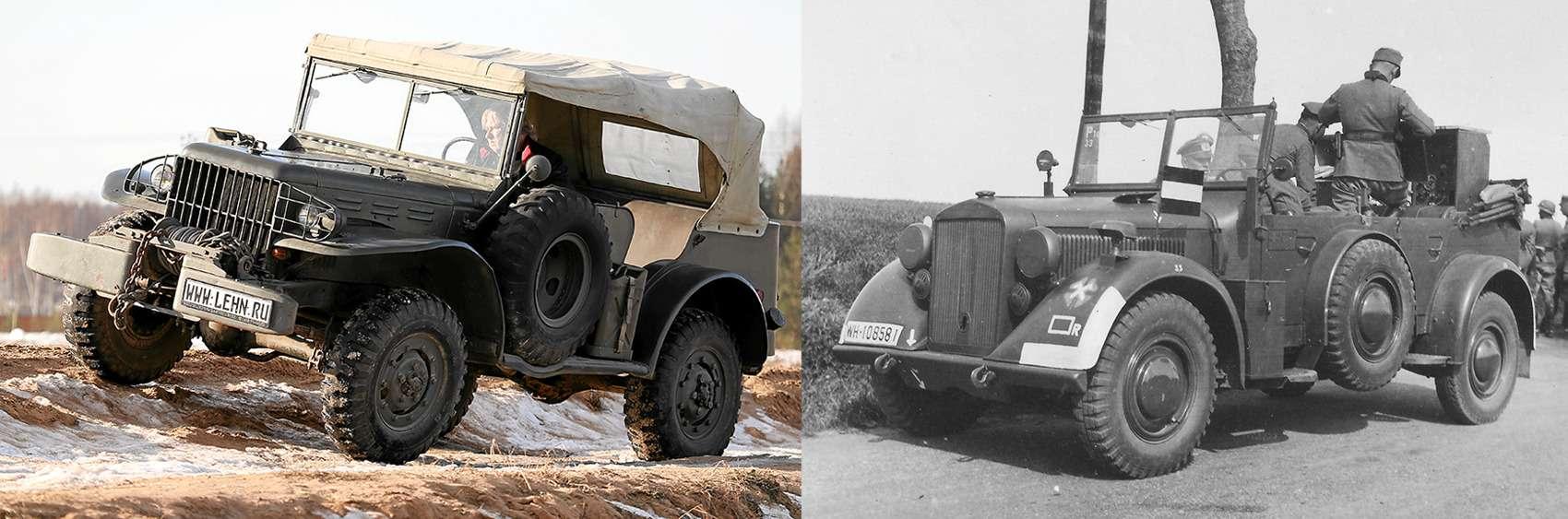 Автомобили Великой Отечественной: битва конструкций— фото 584382