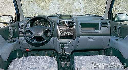 Тест Citroen Xsara Picasso, Mitsubishi Space Star, Mazda Premacy, Renault Scenic. Семейный квартет.— фото 20441