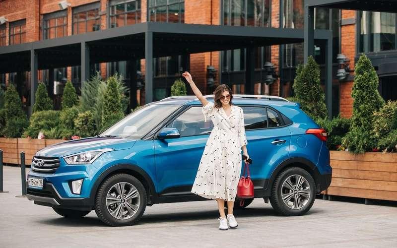 Возьмите машину напрокат: Hyundai выдает ихв13городах