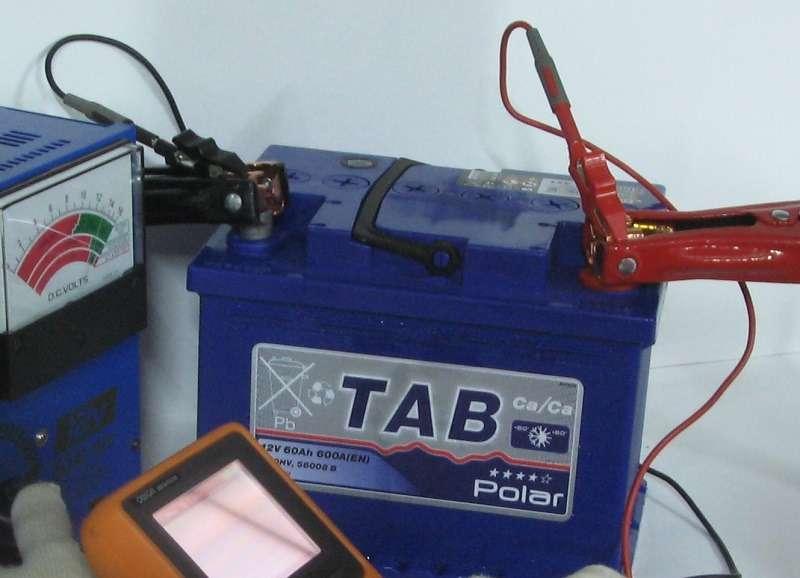 Аккумуляторы TAB: подводим итоги участия всравнительном тесте— фото 661469