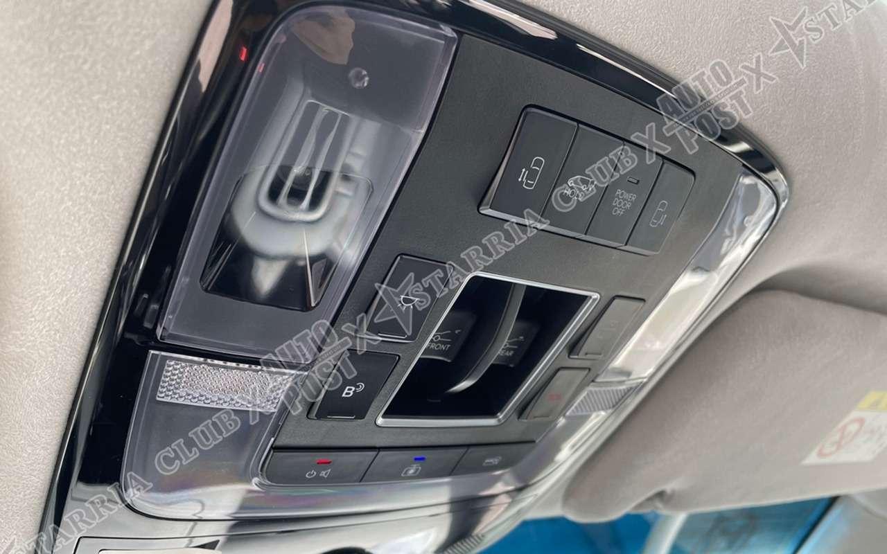 Hyundai Staria: первые «живые» фото идвигатели— фото 1233946