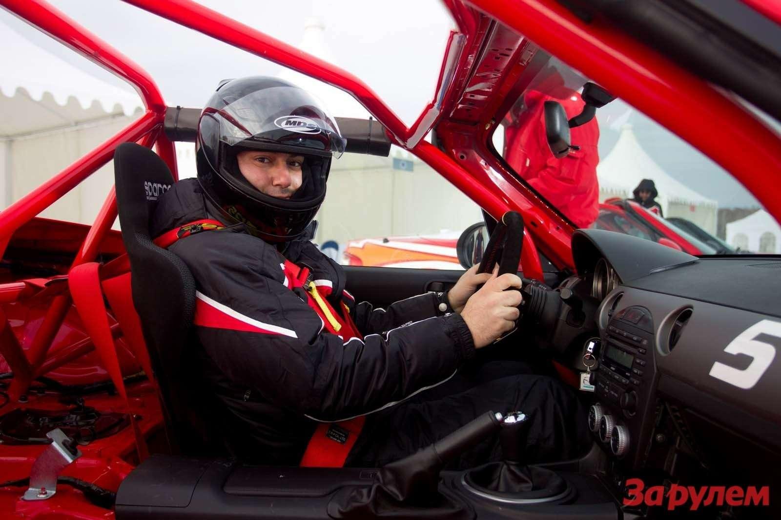 Mazda MX5Ice Race 2013     54