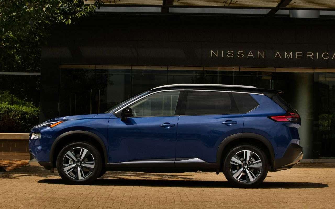 Новый Nissan X-Trail - началось производство - фото 1169925