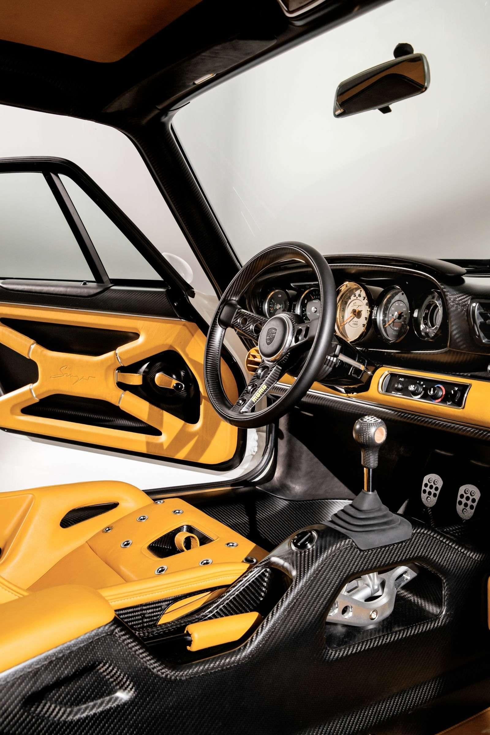 Singer DLS: классический Porsche нановый лад— фото 886687