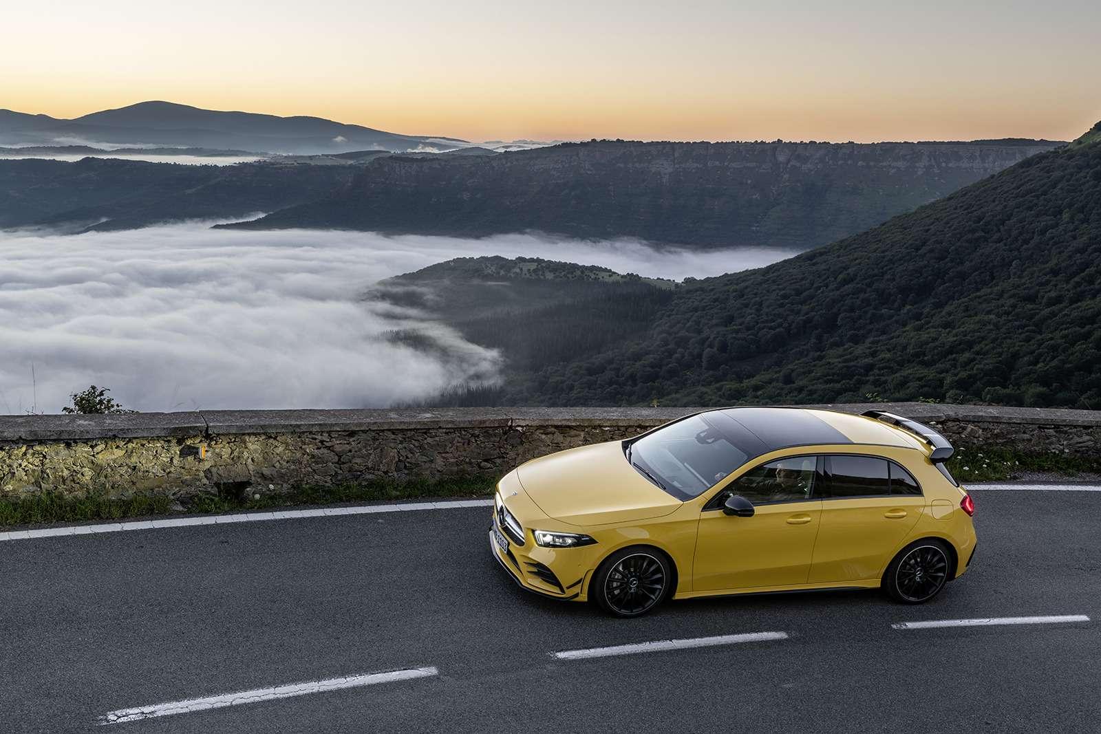 Самый дешевый Mercedes-AMG: разбираем его надетали— фото 906199
