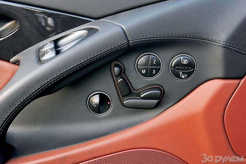 Тест Mercedes-Benz SL500. ЧТО МОГУТ КОРОЛИ— фото 68928