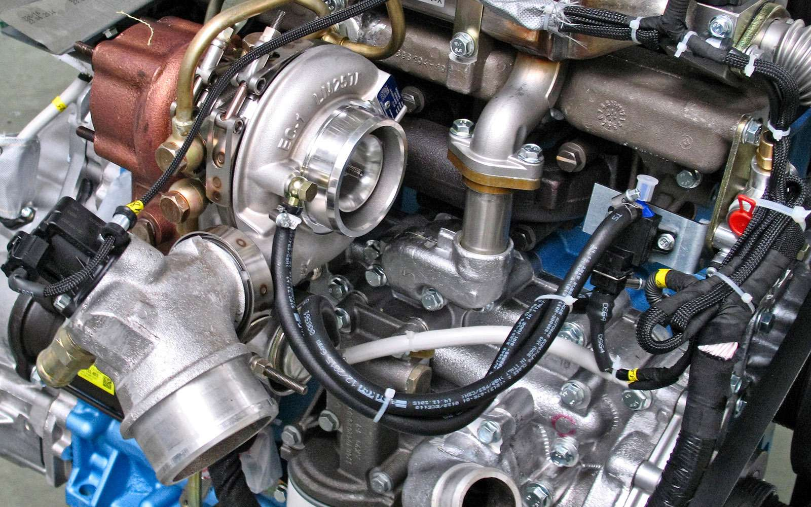 Газовые двигатели ЯМЗ: вектор газа— фото 704699