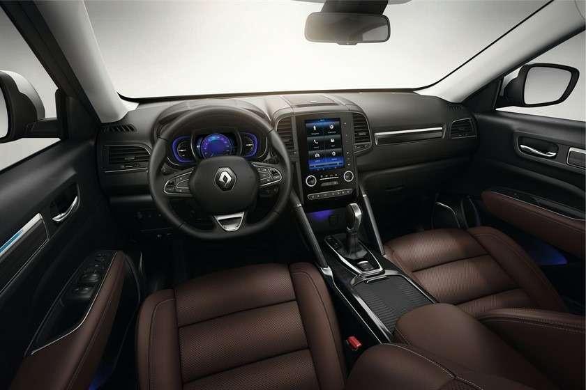 Renault Koleos получил вРоссии турбодизель— фото 796691
