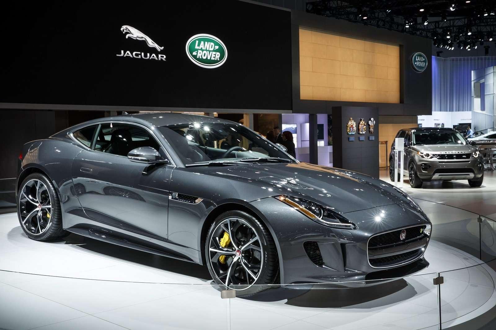 Jaguar F-Type 2016 модельного года получил полный привод— фото 361324