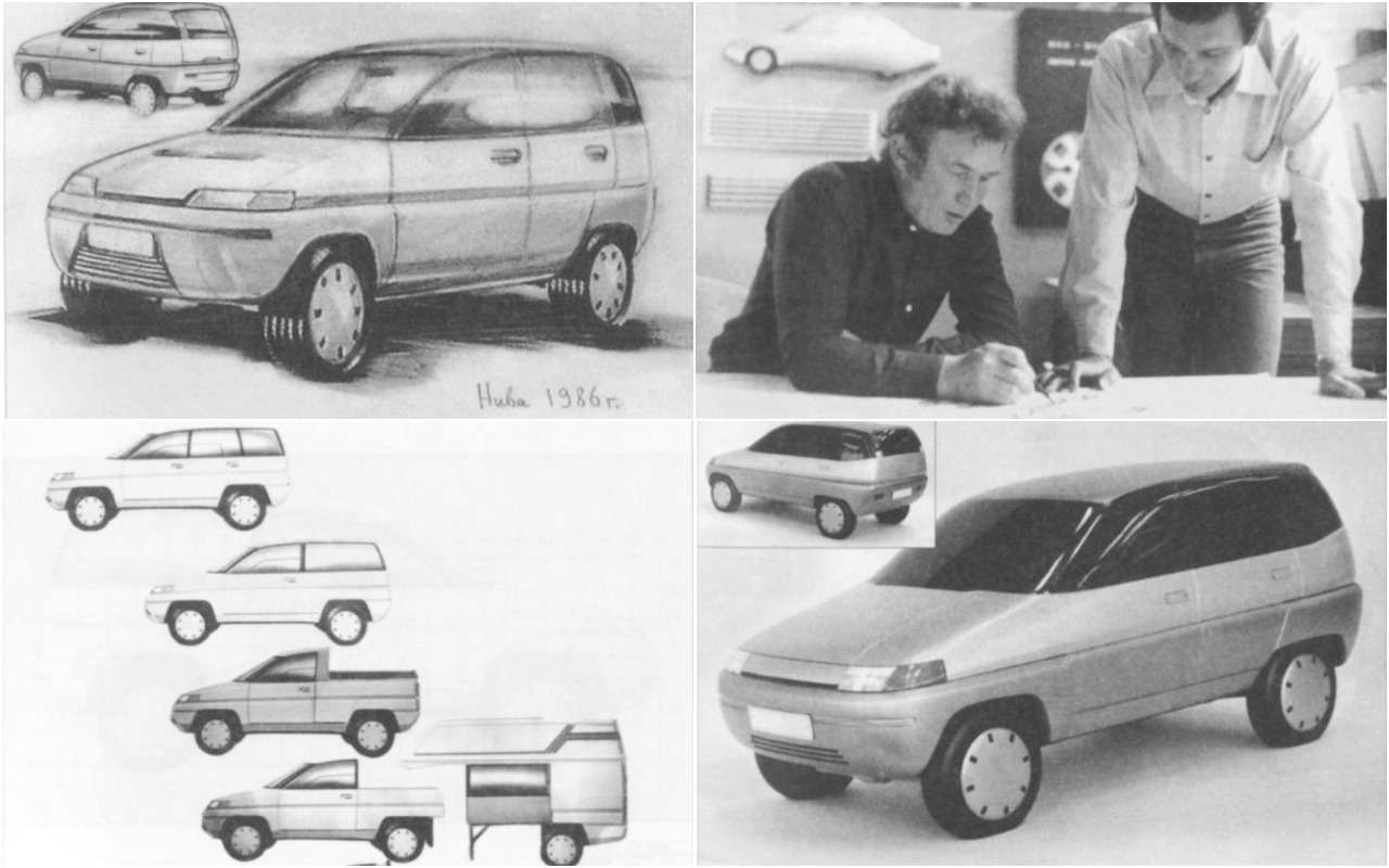 8 невероятных фактов олюбимой Chevrolet Niva— фото 1142891