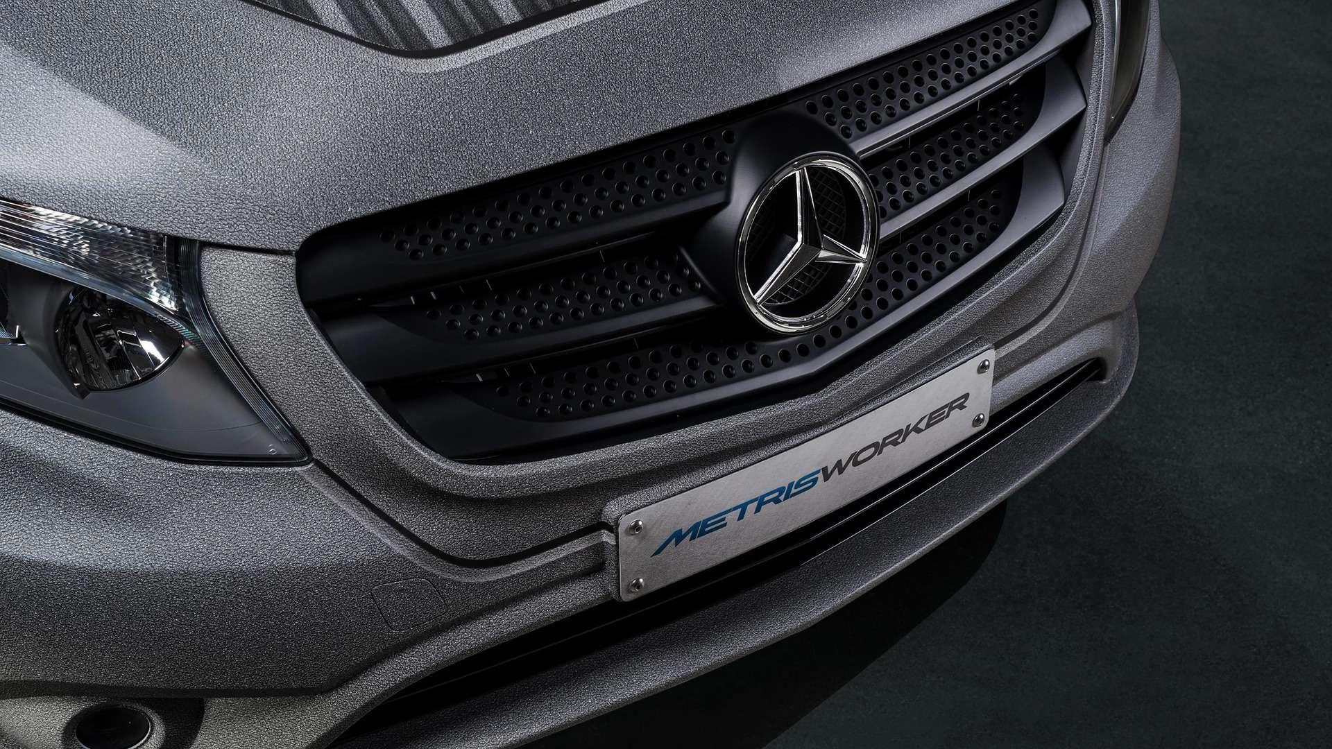 Чемодан сручкой: Mercedes-Benz Vito превратили вмечту автомеханика— фото 705796