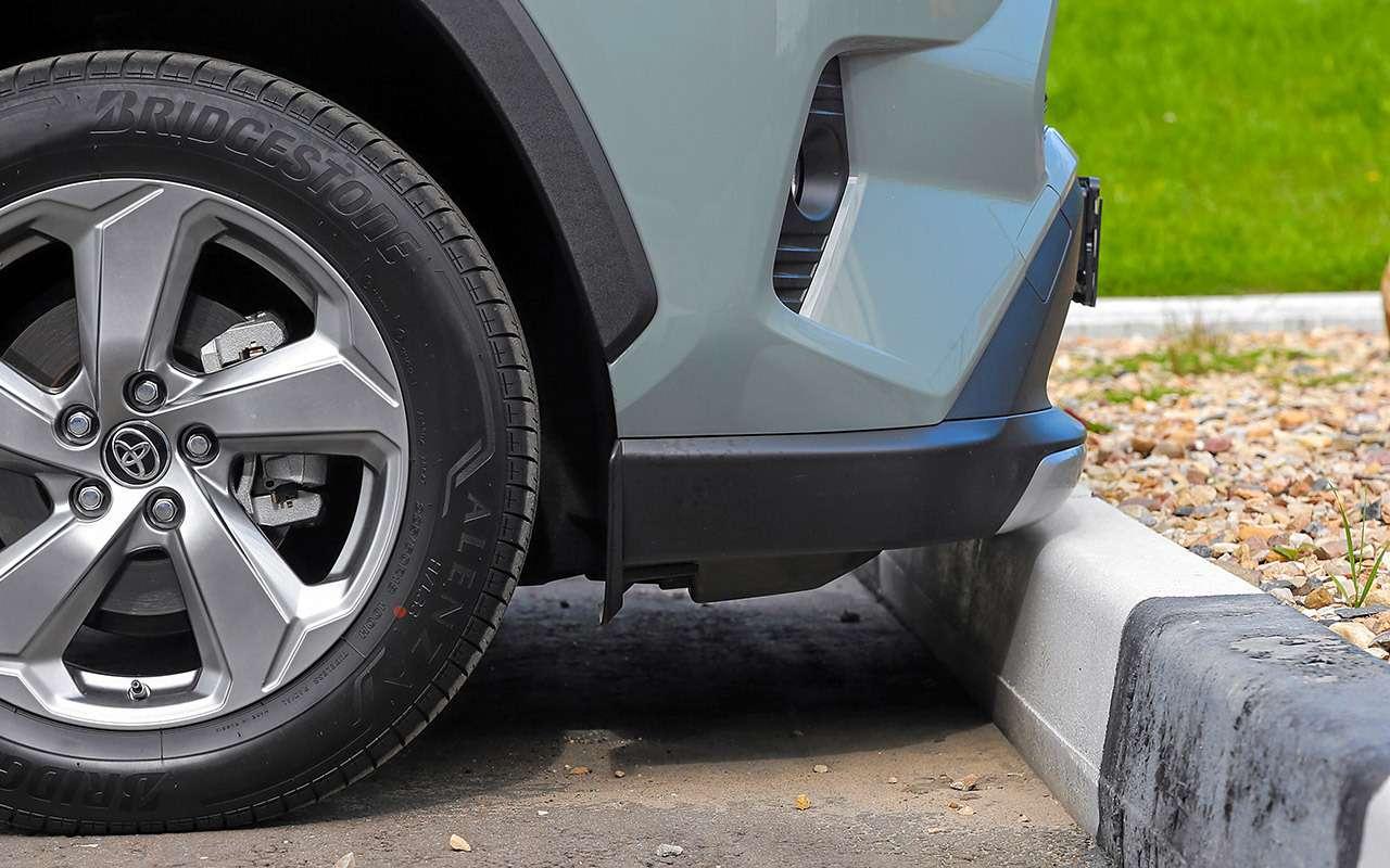 Toyota RAV4и Opel Grandland X— большой тест— фото 1202900