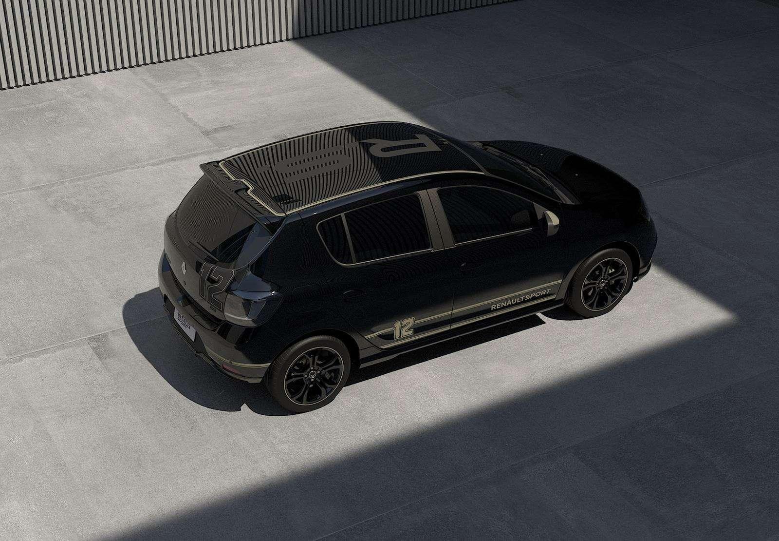 Sandero мечты: Renault представила спецверсию бестселлера— фото 661444