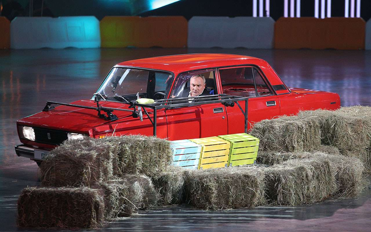 Ктоне смотрит— тот тормоз: новое автошоу нанашем ТВ— фото 998854