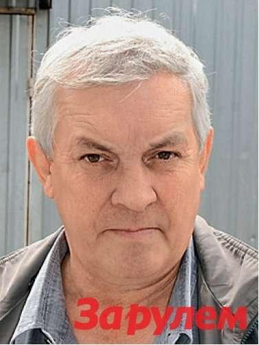 Владимир Калашников Главный механик ООО«Терра-Карат»