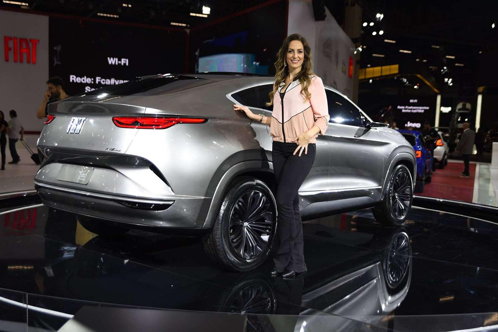 Fiat показал купе-кроссовер. Это будущий конкурент Renault Arkana!— фото 920723