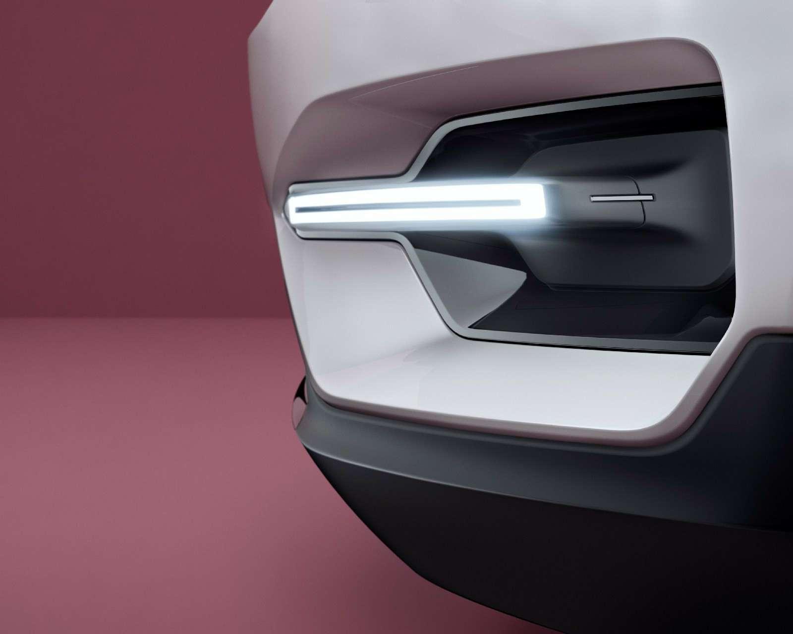 Двараза по40: Volvo анонсировала новое семейство концептуальным дублем— фото 588965