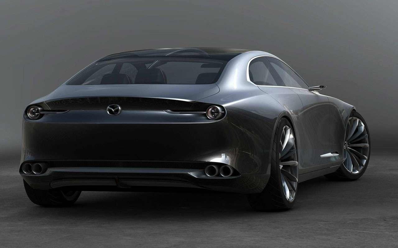 Mazda 6с задним приводом— уже скоро— фото 1282984