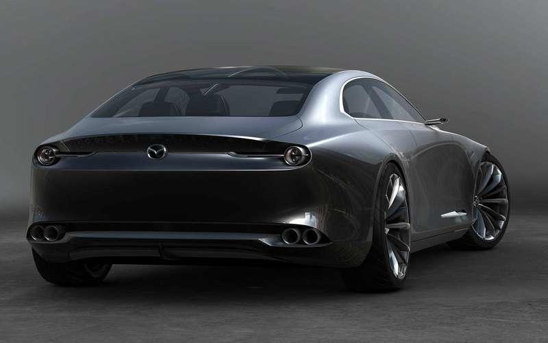 Mazda 6с задним приводом— уже скоро