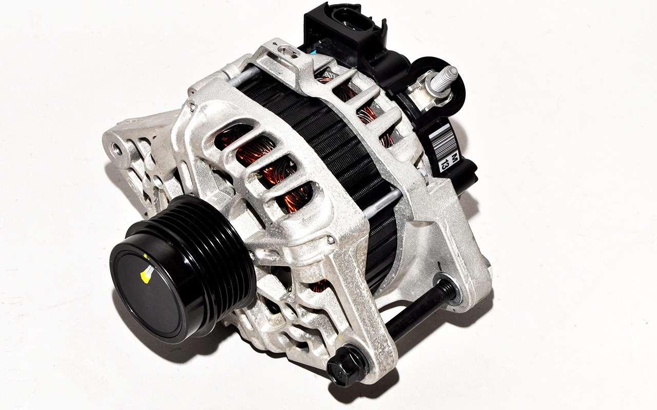 Почему двигатель стал работать громче?— фото 842485
