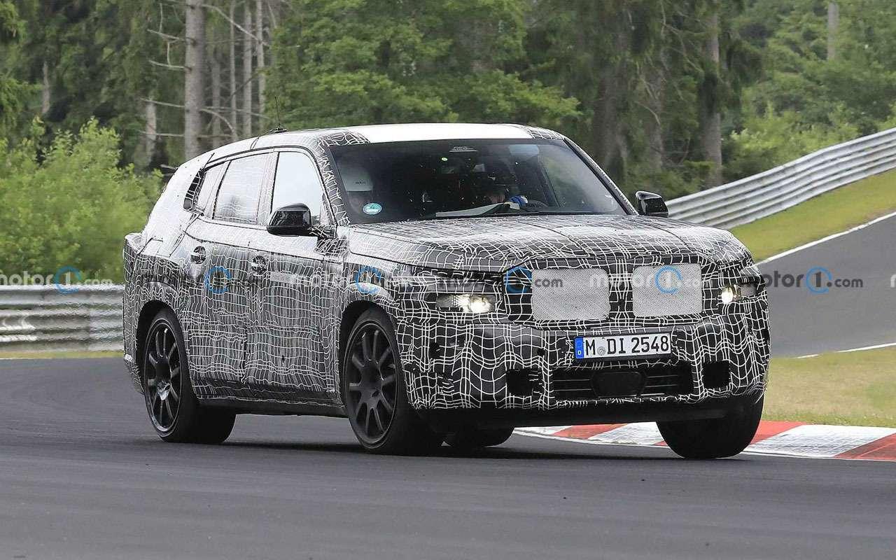 BMWменяет систему выхлопа— фото 1259780