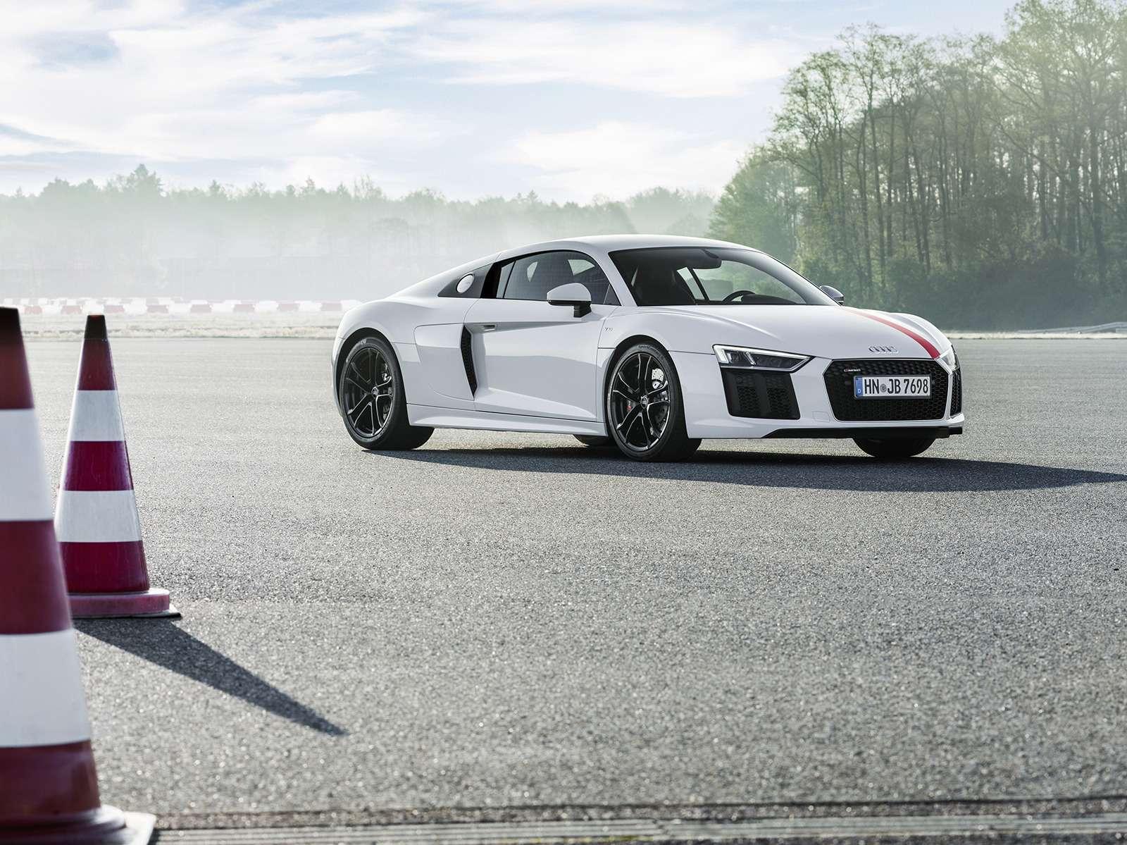 Audi показала свою первую заднеприводную модель— фото 793564