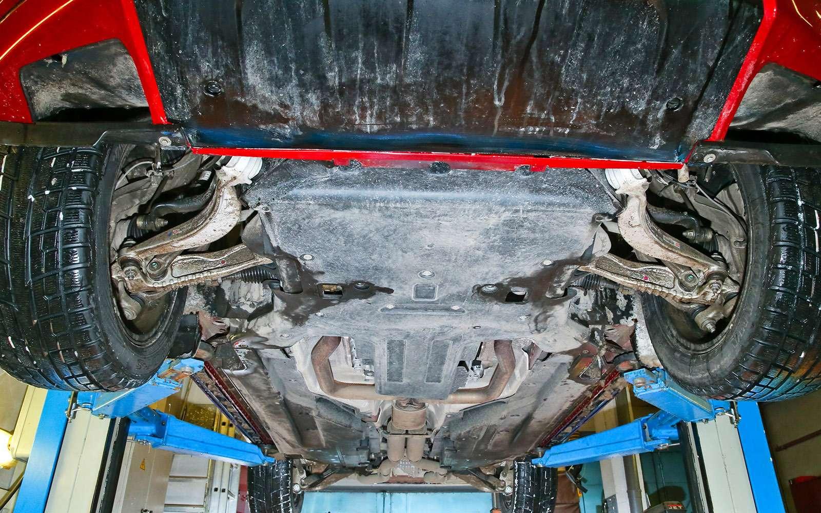 Тест премиум-кроссоверов: Lexus RX350, Cadillac XT5и Jaguar F-Pace— фото 721889