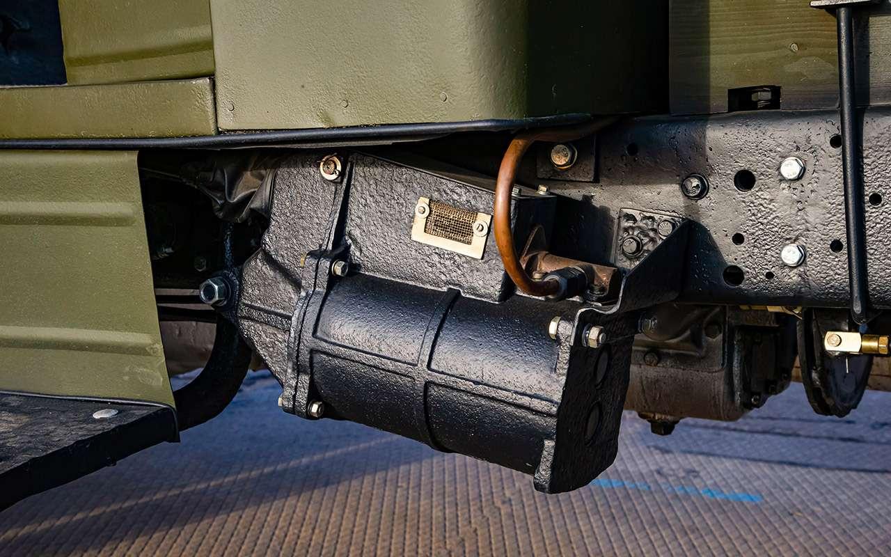 Машины Победы: ретротест настоящих фронтовых грузовиков— фото 1121598