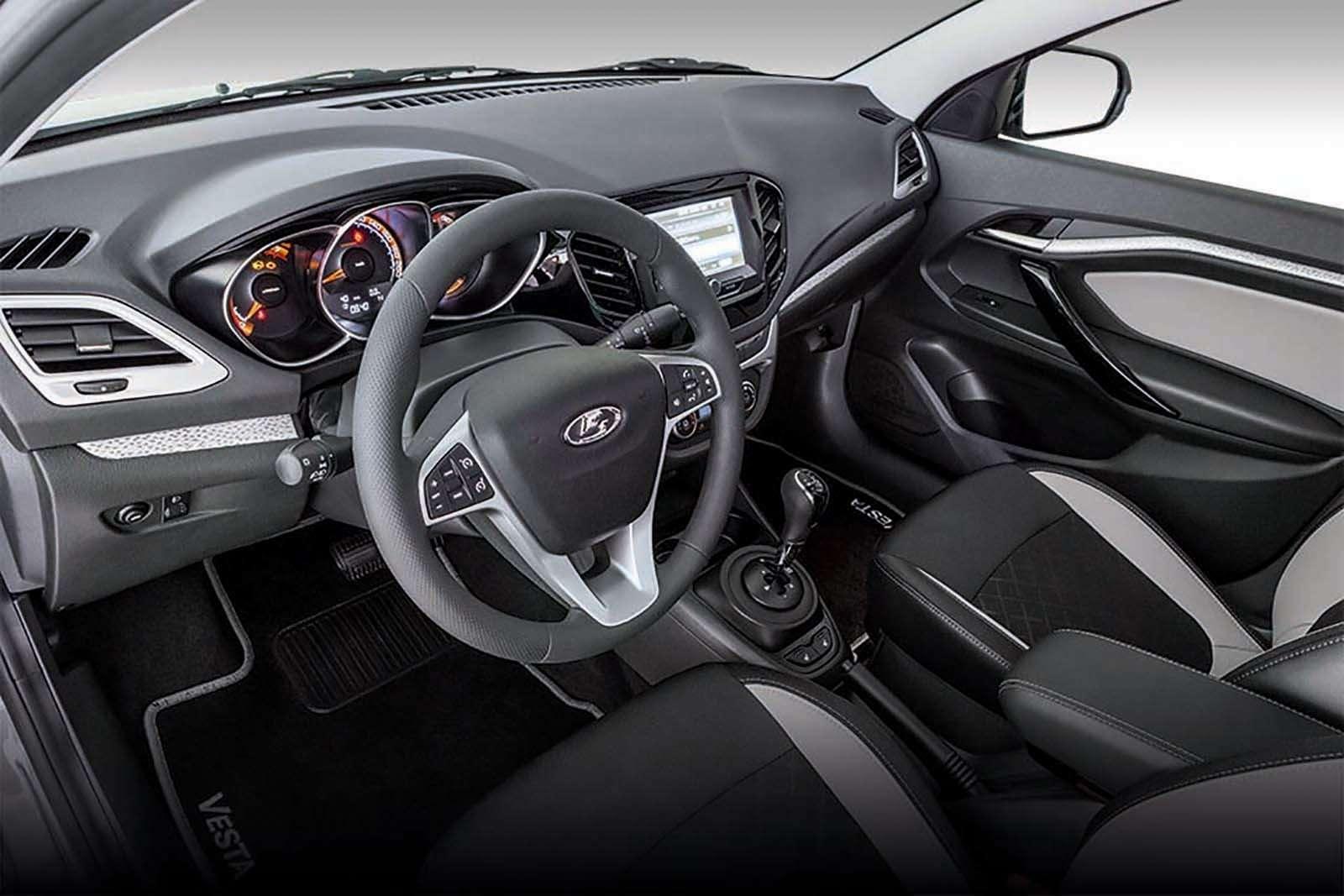 Седан Lada Vesta Cross: производство началось. Когда его ждать впродаже?— фото 863364