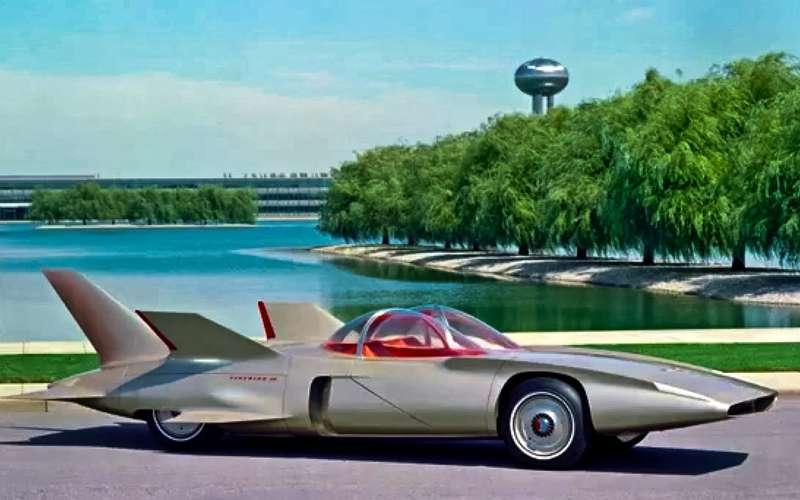 Автомобили савиационными двигателями— советские инетолько