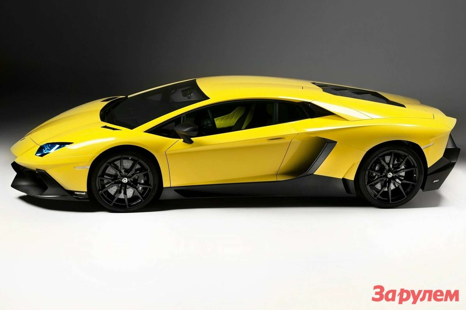 Lamborghini Aventador LP7204 50th Anniversary 2013 1600x1200 wallpaper 02