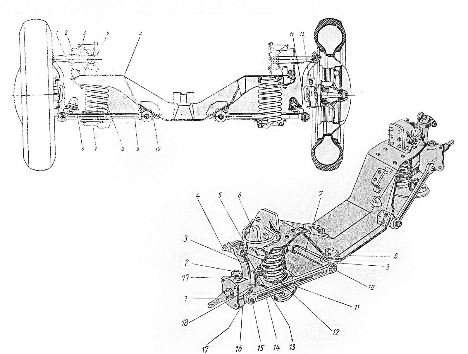 ГАЗ-М20на фоне эпохи: абыла ли «Победа»?— фото 582212