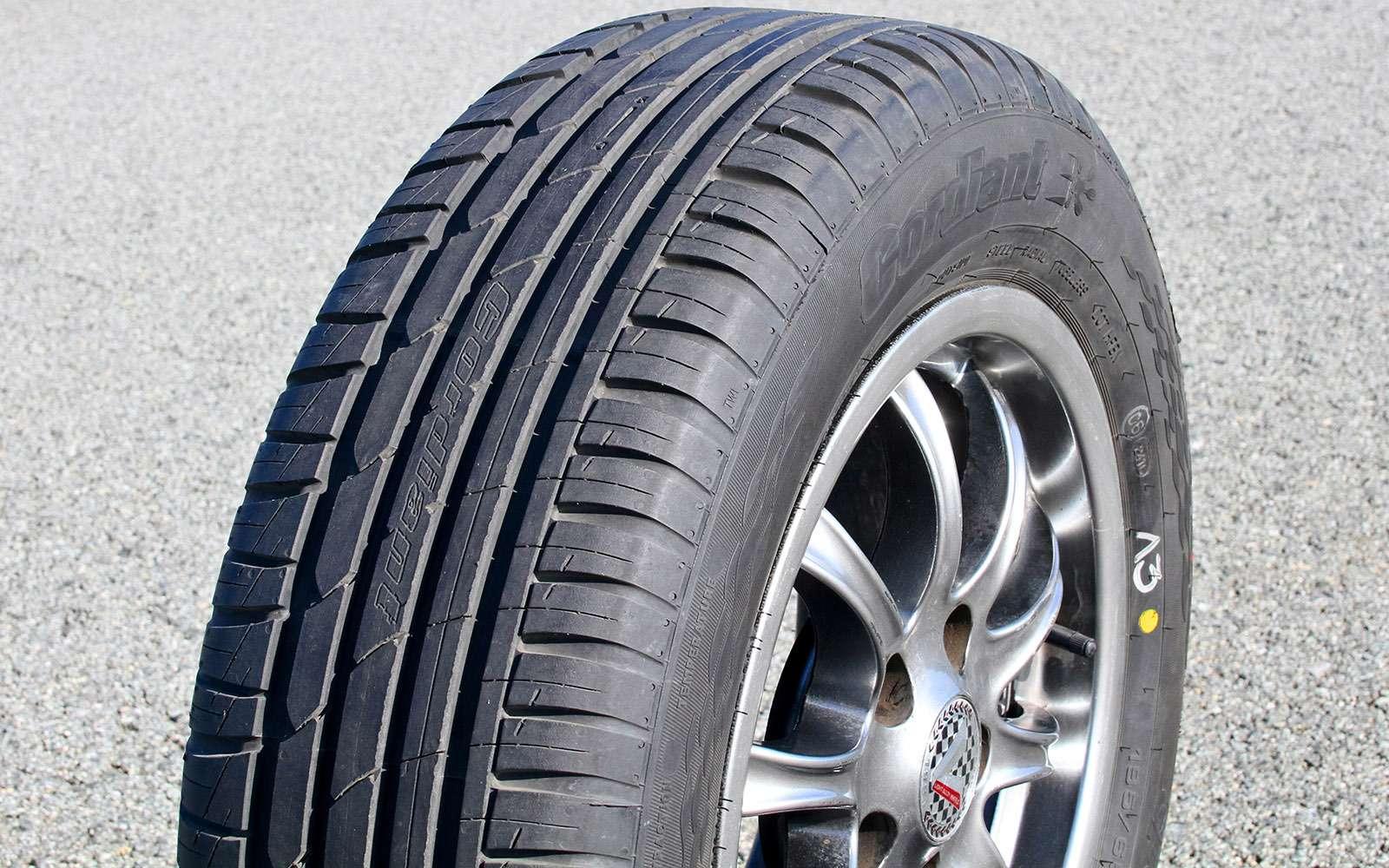 Большой тест летних шин 195/65R15: бюджет налето— фото 722815