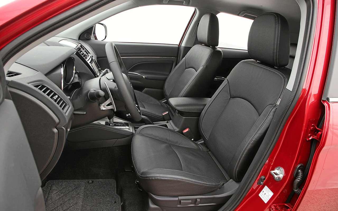 Обновленный Mitsubishi ASX в7-ми вопросах иответах— фото 820871