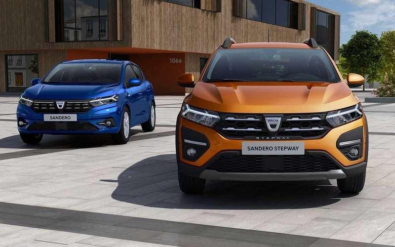 АВТОВАЗ будет собирать новые Renault Logan иSandero