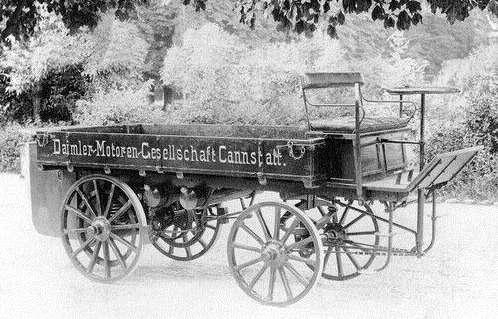 Грузовик Daimler