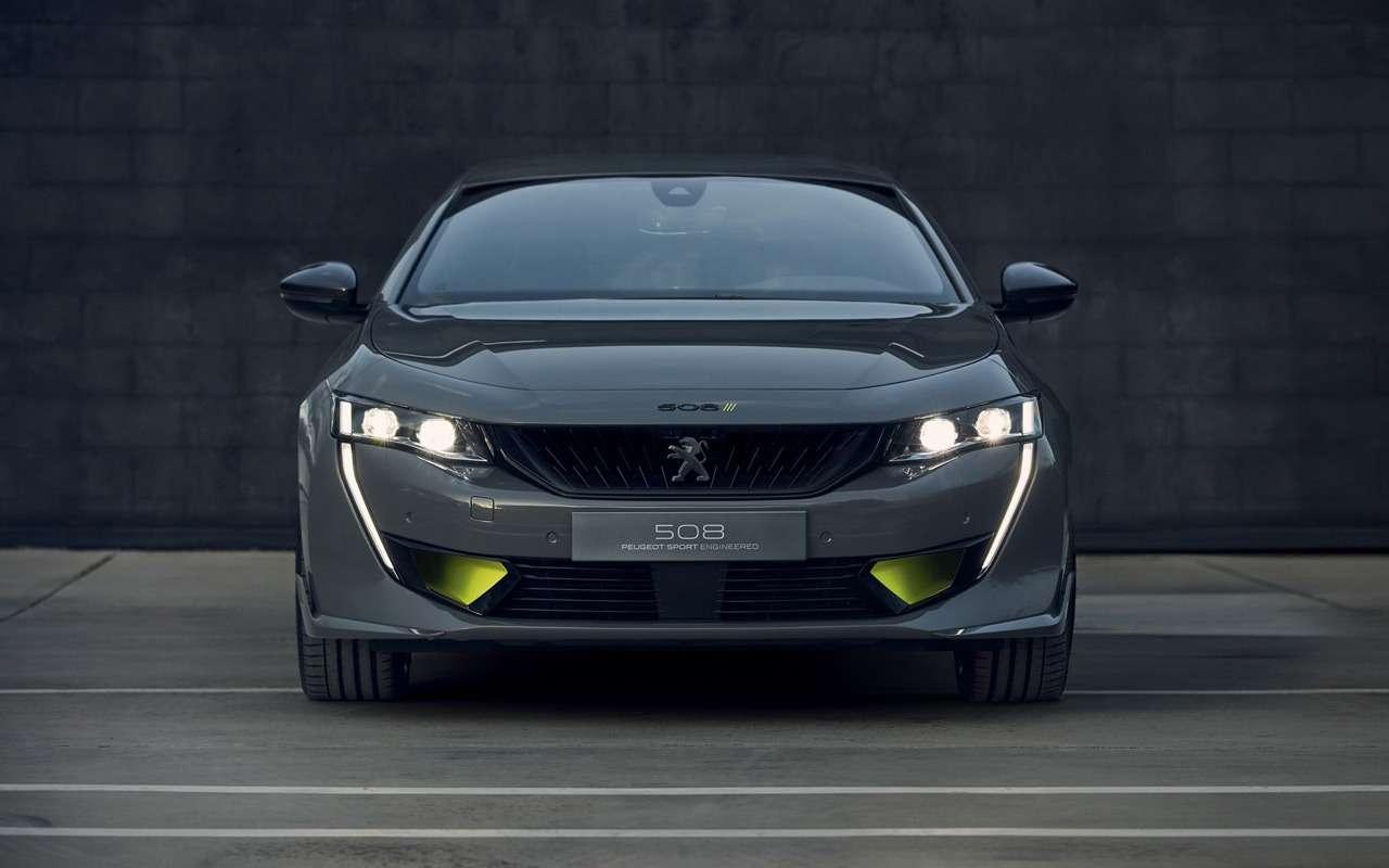 У Peugeot появился злющий боец— фото 951092