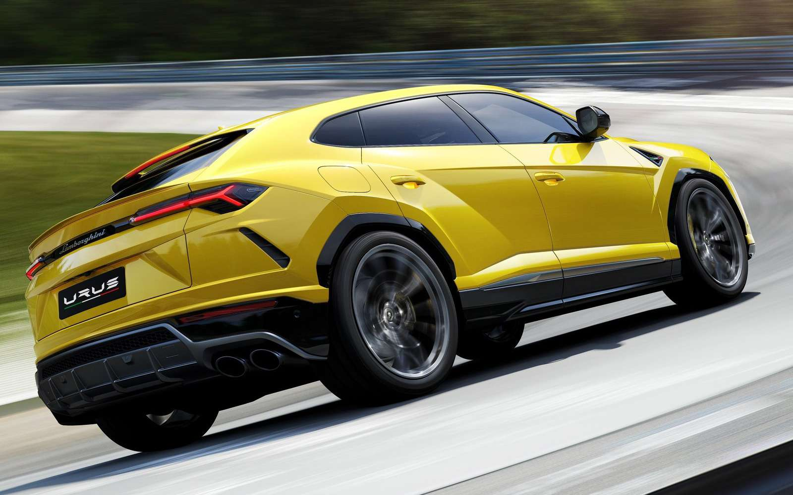Lamborghini Urus: самый крутой кроссовер вмире— фото 823172